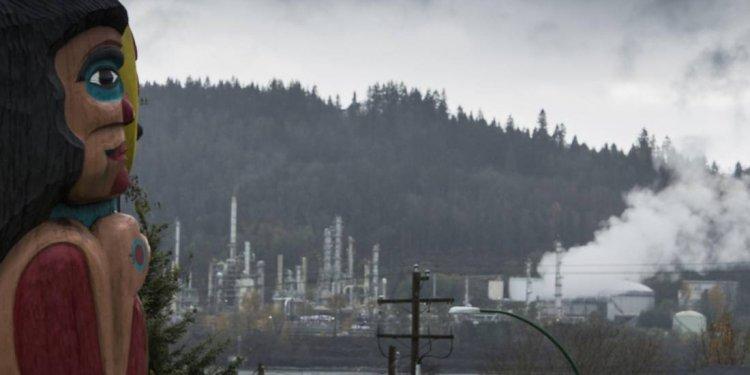 Chevron Canada s Burnaby