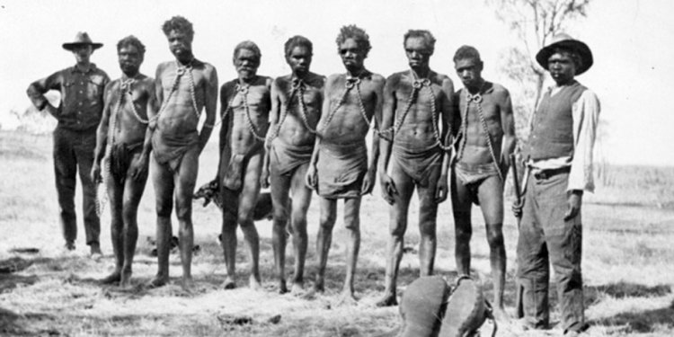History of Aboriginal people